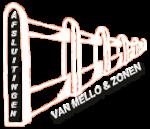 Afsluitingen Van Mello - logo